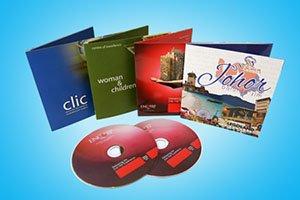 dvd printing kl