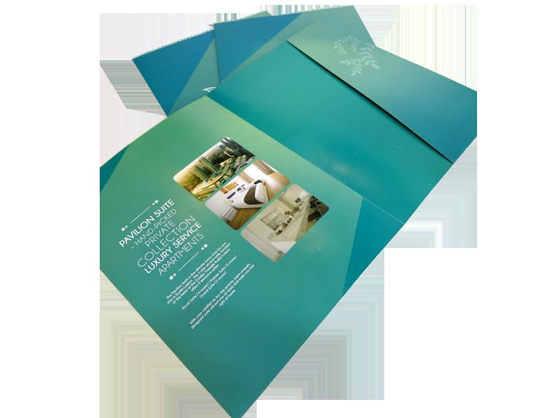 Corporate Folder Printing Malaysia