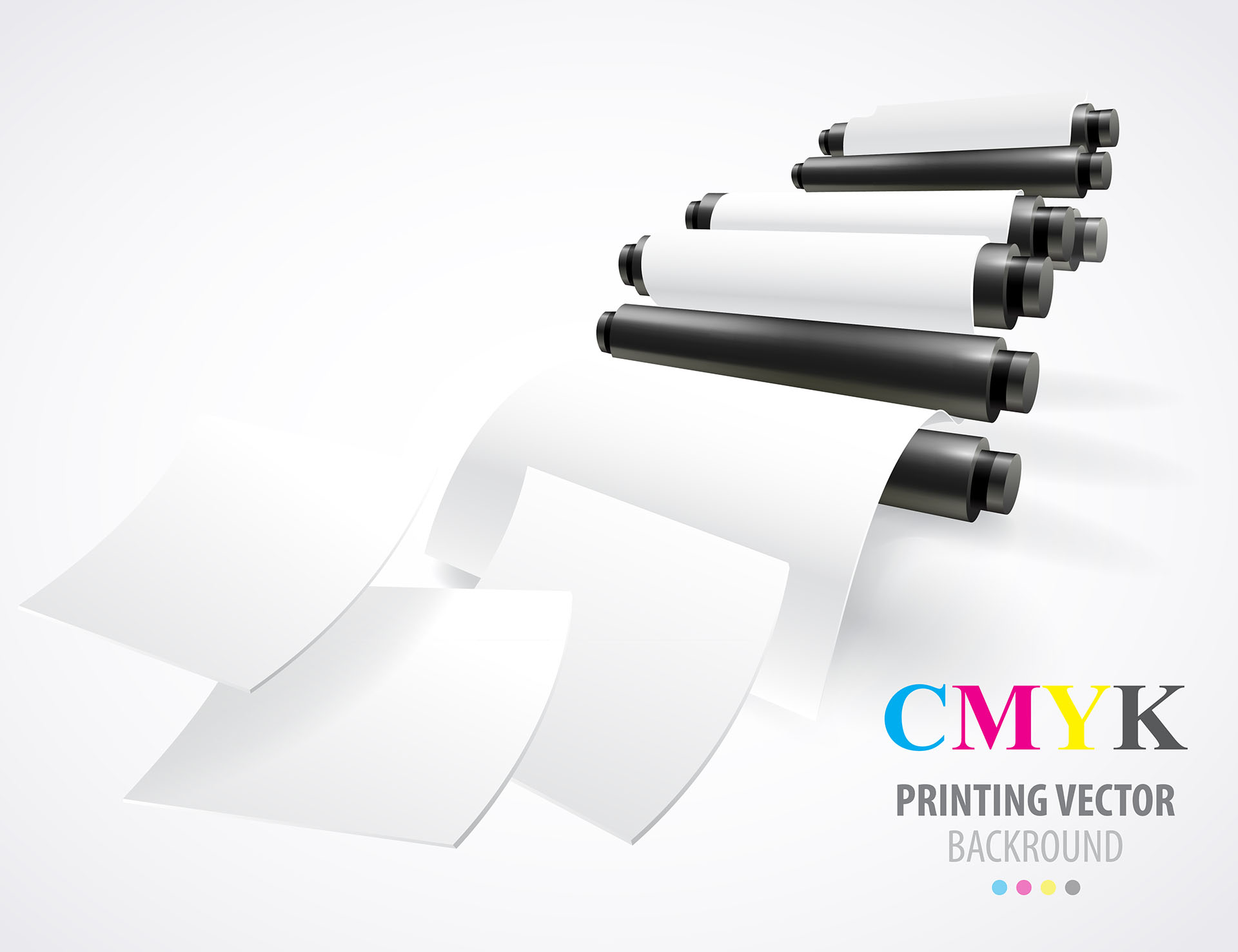 Corporate Folder Printing Machine